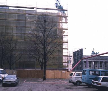 Baumstelle 1998