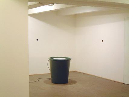 Quelle für eine Galerie, 2002/03