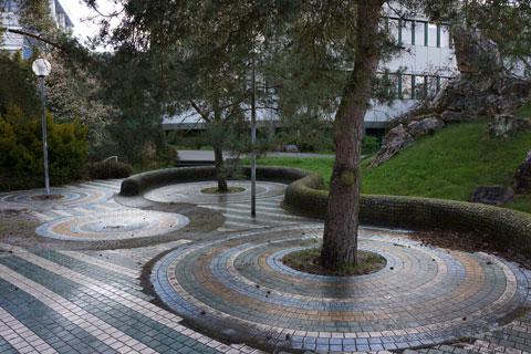 Campus Uni Trier